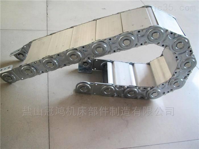 定制TLG封闭式钢制拖链保护链