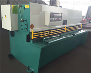 QC12Y-8X2500液压摆式剪板机