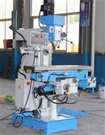 钻铣床zx6350c加数显机床功能全面性价比高