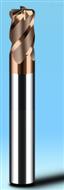 HRC55°古铜色圆鼻铣刀