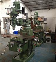 4H立式炮塔铣床 高精度  厂家现货供应