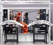 汽车生产打磨抛光机器人