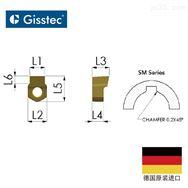 嵌入式键槽刀片-公制-德国GISSTEC公司