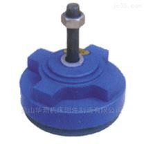 厂家生产各种垫铁 可调垫铁 圆形橡胶减震垫