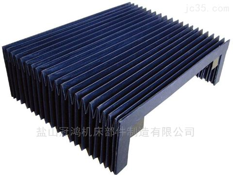 定做方形青稞纸耐油风琴护罩