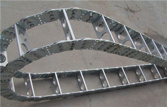 TL75钢铝拖链