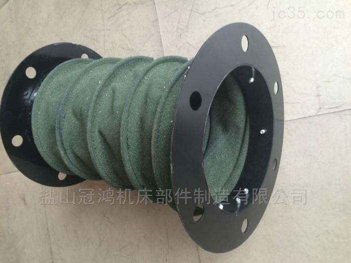 郑州消防耐高温风机软连接