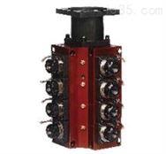 緩沖器夾具長短頭鉆孔軸底座動力頭分流閥