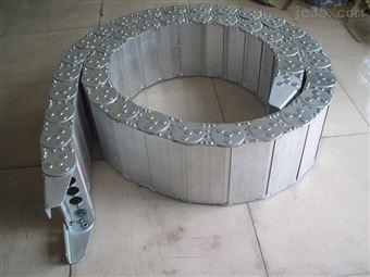 盐山桥式钢铝拖链