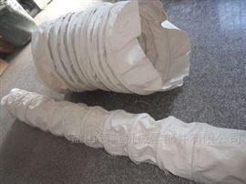 河南吊环式帆布水泥输送帆布伸缩节