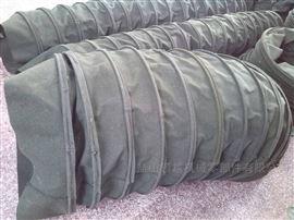 散裝機帆布水泥伸縮布袋/帆布伸縮布袋
