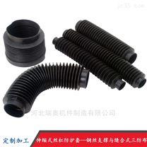 产地货源圆筒丝杠防尘罩定制款机床附件