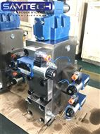 液压件生产厂家森特克设计制造液压阀组