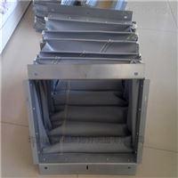 不锈钢法兰方形高温软连接厂家