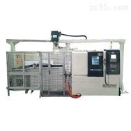 YZ-CNC180桁架机械手机床组合