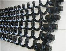 方钢式排屑螺旋杆