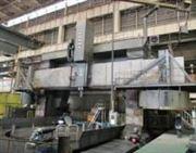 二手日本本間11米龍門車削復合加工中心