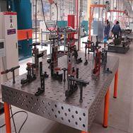 定做设计三维焊接平板铸铁工作平板