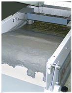 北平工具磨床纸带过滤机,斜式过滤器