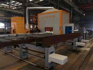 H型材切割机 型材二次加工生产线