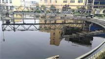 合肥市造纸厂污水处理周边传动刮泥机