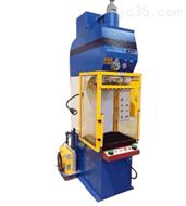 伺服數控單柱式壓裝液壓機