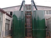淄博市焦化厂循环水处理无阀过滤器设备