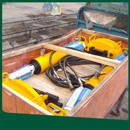 優質鋼軌拉伸機 鐵路維修工具