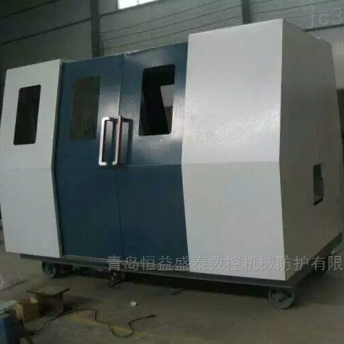 杭州友佳FV-800A立式加工中心钣金外防护
