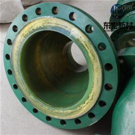 40~860mm洛阳专业产Φ200钢衬聚氨酯耐磨管道,厂家