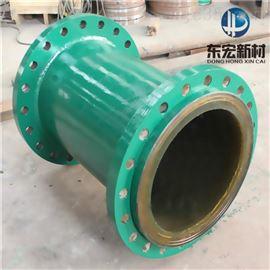 65~800兰州耐酸碱腐蚀钢衬聚氨酯复合管道