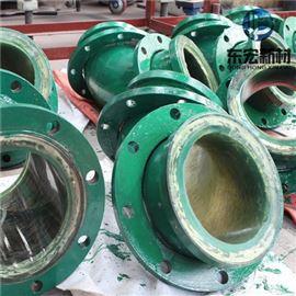 厂家直销钢衬聚氨酯耐磨复合管道,什么价