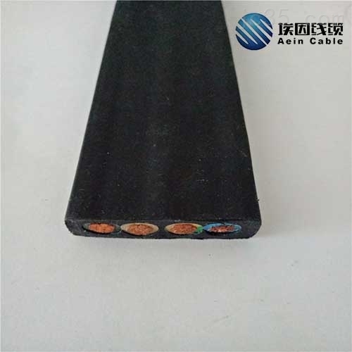 埃因欧标扁电缆H05RNH2-F上海电缆厂大平方