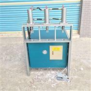 铁方管数控冲孔机厂家生产圆管弧口打弧机