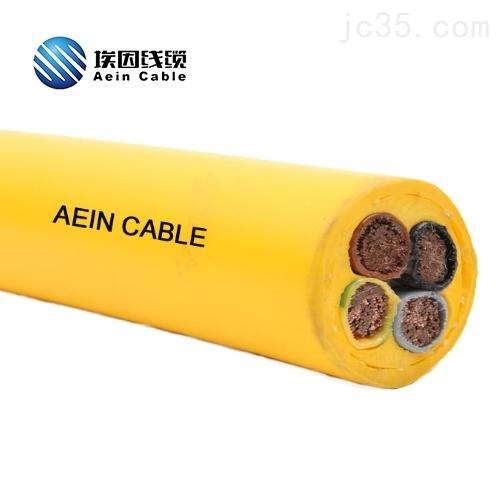 1KV埃因卷筒电缆耐油耐磨4芯150平方