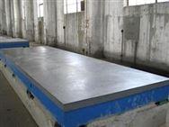 厂家供应铸铁基础平台  基础检验测量平板