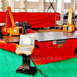 ZHSBLW-10TX4000液压数控型材拉弯机