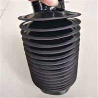激光雕刻机拉链式液压缸保护套