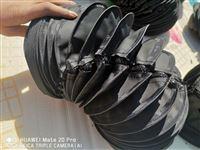 注塑机缝纫式油缸伸缩保护套
