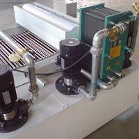 无纺布过滤器与板式换热器组合使用