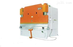 WE67Y系列液壓板料折彎機