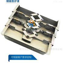 中捷镗床TPX6113/2卧式铣镗床钢板防护罩