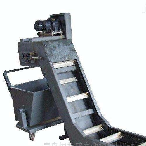 刮板排屑机装置的输送速度及范围