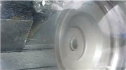 大眾精機:SUP600立車發動機飛輪加工