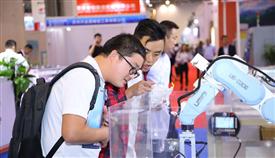 2019IIE苏州工业智能展盛大开幕