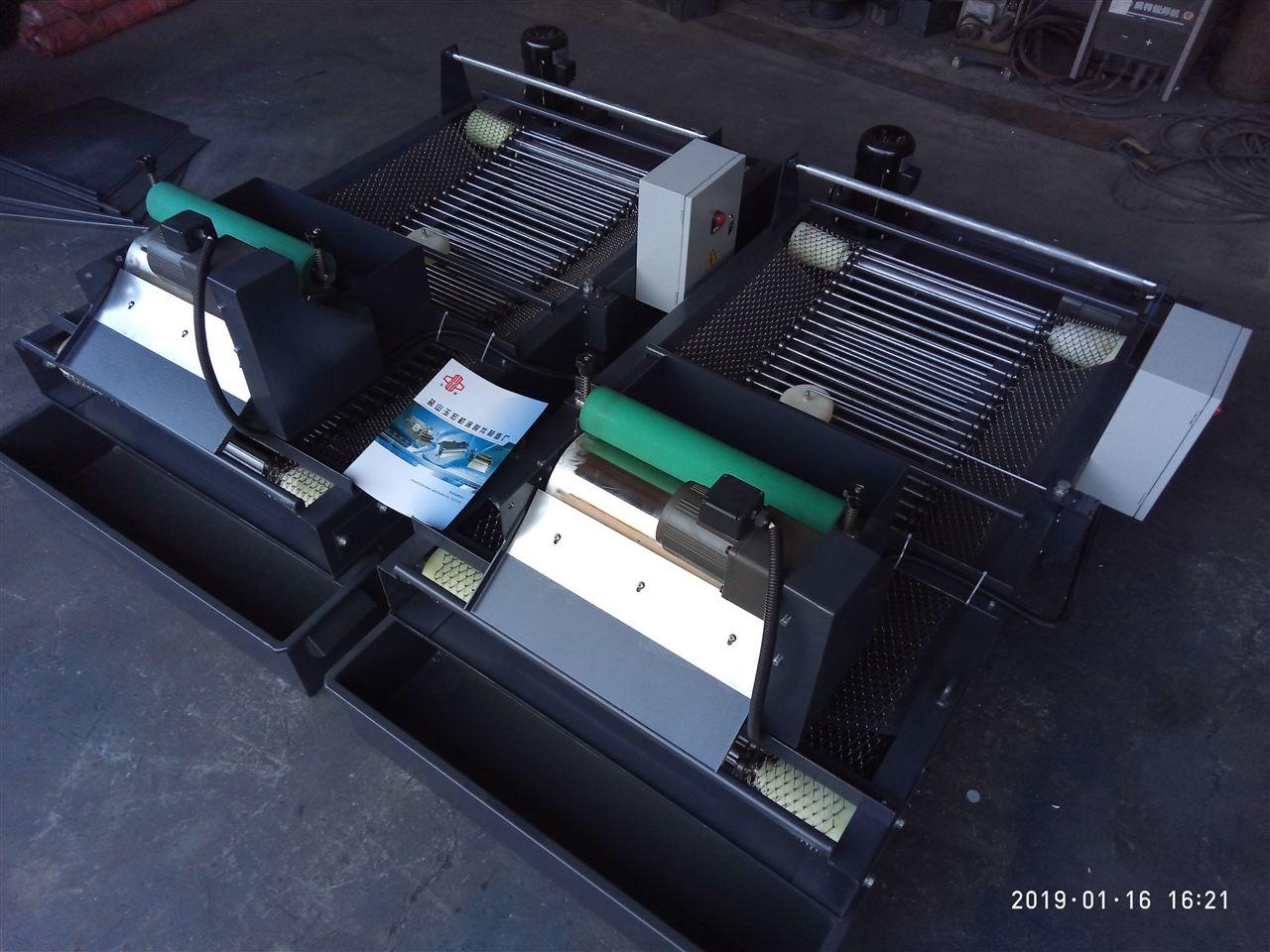 纸带过滤机的连接工作介绍