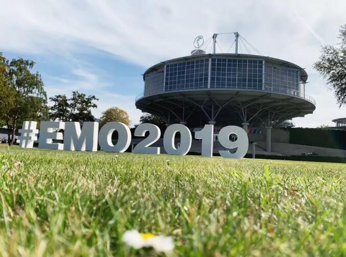 """相約EMO 2019,哈斯這次又帶來一些新""""玩意""""。"""